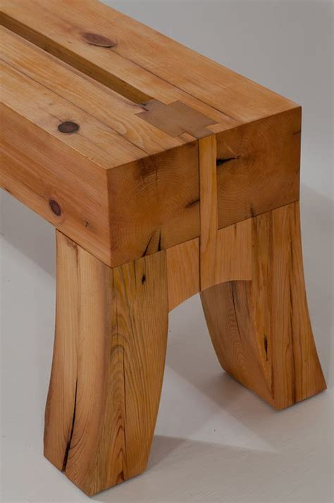 stonehouse woodworking blog archive pine timber bench projects   ideas pinterest