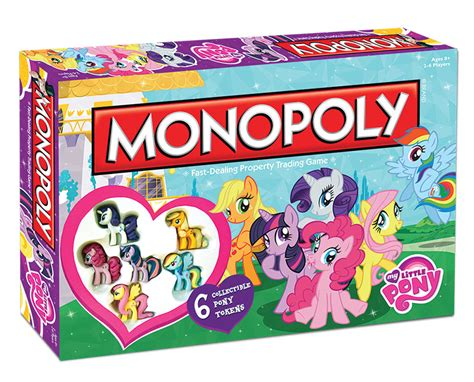 MONOPOLY®: My Little Pony?   Monopoly   USAopoly