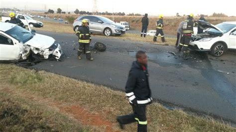 Two Injured In Headon Collision, Boksburg Accidentsco