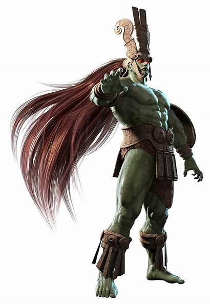 Ogre Tekken Ancient Tournament Villains True Character