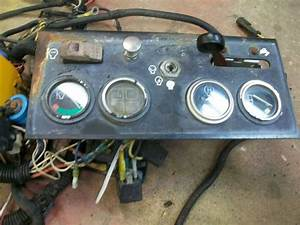 Toro Groundsmaster Mower Parts Control Panel Wiring