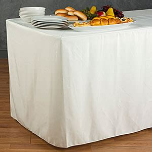 banquet linens hospitality table skirts  covers
