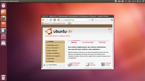 bureau ubuntu debutant documentation ubuntu francophone