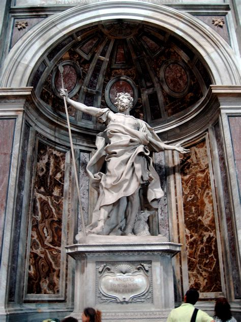 october 16 the feast of st longinus