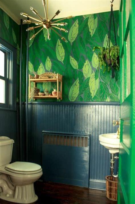 Wandgestaltung Kinderzimmer Grün Blau by Bad Neu Gestalten Farbe Ins Badezimmer Bringen