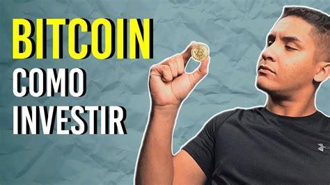 Aprenda o passo a passo de como investir em bitcoin com pouco dinheiro, a criptomoeda que valorizou mais de 300% em 2020. COMO INVESTIR EM BITCOIN E ROBÔ DE FORMA SIMPLES Carlos Daniel #BITCOIN - YouTube