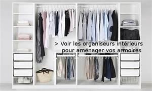 Caisson Profondeur 50 : 600e ikea 74 100 58 de profondeur pax armoire penderie ~ Premium-room.com Idées de Décoration