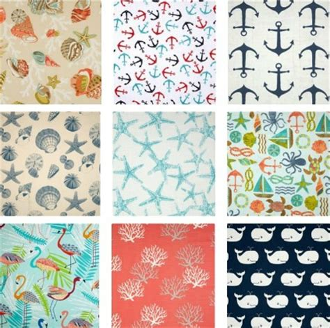 beautiful home designs interior fabrics from seashell to to nautical coastal
