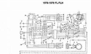 Wiring Diagram 76 Harley Davidson Flh 1200