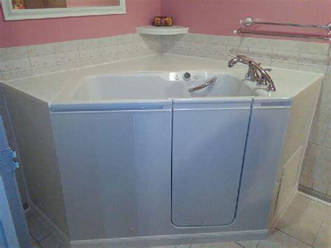 walk  tubs kohler safety features home smart
