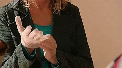 Gloves Putting Gifs Tenor Wearing Latex Glove