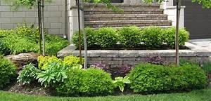 amenagement paysager moderne a faible entretien avec With amenagement petit jardin avec terrasse et piscine 17 des idees de design pour un balcon de ville montreal