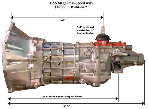 tremec  magnum  speed transmission tuet