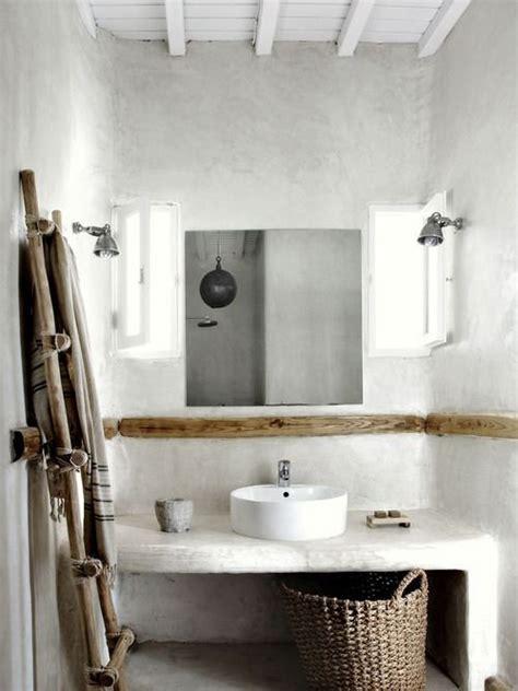 enduit mur salle de bain l enduit d 233 coratif pour les murs de la salle de bain