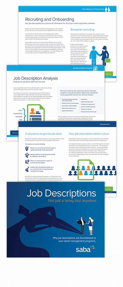 Job Talent Management Descriptions Programs Foundational Why