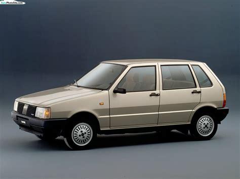 Car Fiat Uno 1990 05