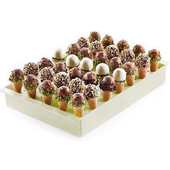 display tray mini cone cake pops mini ice cream