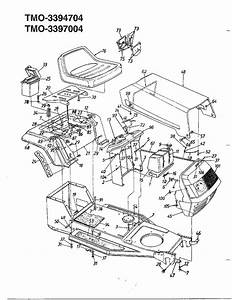 30 Craftsman Riding Lawn Mower Drive Belt Diagram