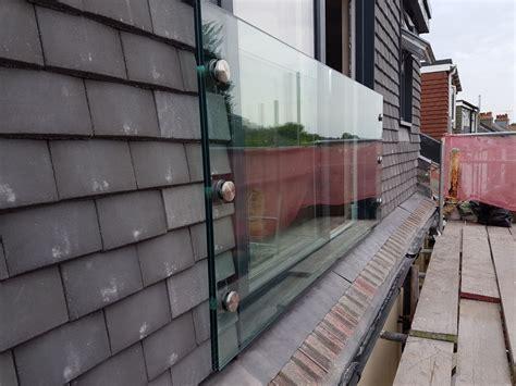Frameless Glass Juliet Balcony   Brighton Balustrade