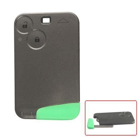 renault key card renault laguna 2 button key card cut and programmed 3
