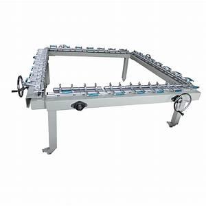 Stretching Machine With Pneumatic