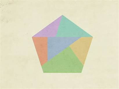 Pentagon Square Dissection Haberdasher Puzzle Geometry Puzzles