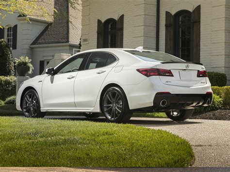 new 2019 acura tlx price photos reviews safety ratings features