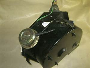 Jaguar Xj6 Xj12 Blower Motor Assembly