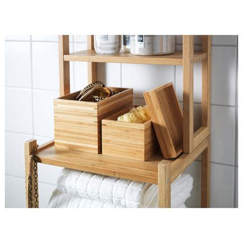 dragan 2 bathroom set bamboo ikea