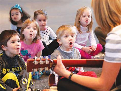 kidzmusic ten ways to make with your 396 | musical moments preschool kids singing