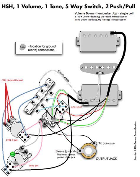 Complex Hsh Wiring Diagram Needed Guitarnutz