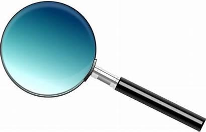 Magnifying Glass Clipart Clip Transparent Cartoon Lens