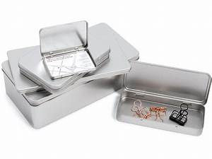 Kerzentablett Silber Rechteckig : wei blechdose rechteckig silber kaufen modulor ~ Indierocktalk.com Haus und Dekorationen