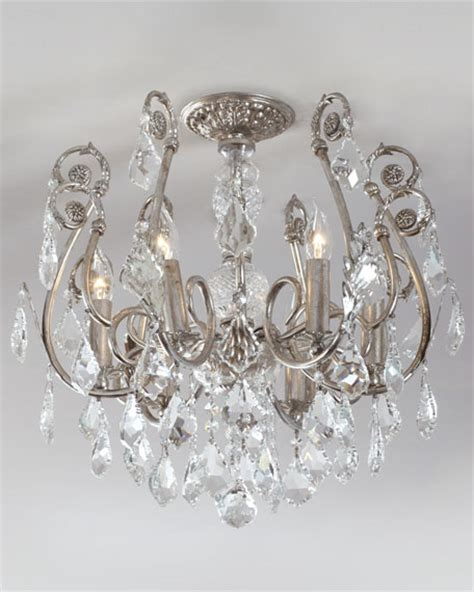 mini flush mount light mini chandelier flush mount light fixture