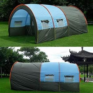 Outdoor 5 6 8 10 Persons Family Camping Hiking Party Large