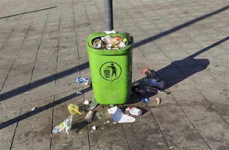 big garbage heap editorial photo image  pollution