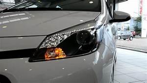 2014 New Toyota Yaris Hybrid Led Front Scheinwerfer Light