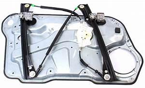 Rh Front Power Window Regulator Vw Jetta Golf Mk4 4 Door
