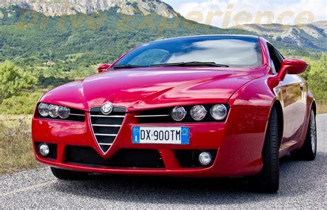 Alfa Romeo Brera Spider & 159 Sportwagon Official