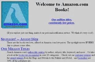 """Image result for 1994 - Amazon.com """"Cadabra."""""""