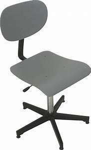 Chaise De Bureau Bois : chaise de bureau en m tal et bois 1970 design market ~ Teatrodelosmanantiales.com Idées de Décoration