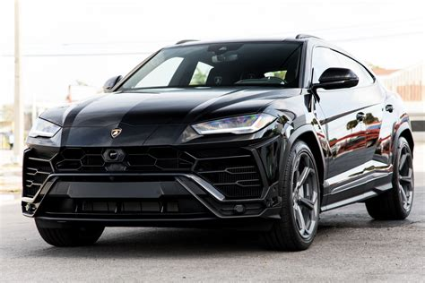 Used 2019 Lamborghini Urus For Sale (9,000)
