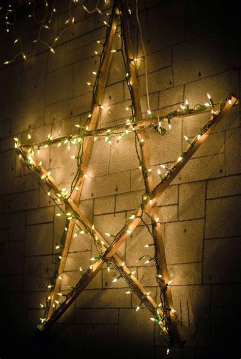 unusual string light decor ideas  winter holidays