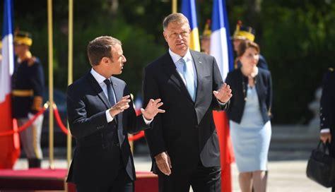 Emmanuel Macron, în vizita oficială în România. Președintele Franței se va întâlni cu președintele Klaus Iohannis | PUBLIKA .MD - AICI SUNT ȘTIRILE