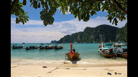 Best Of Phi Phi Islands South Thailand Youtube