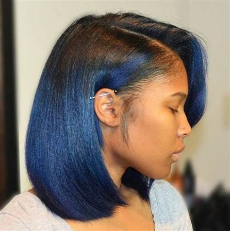 60 Showiest Bob Haircuts For Black Women Bobs Short