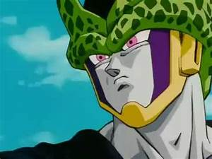 Dragon Ball Z T... Dragon Ball Cell Quotes