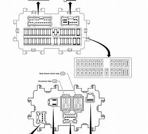 29 Nissan Titan Fuse Box Diagram