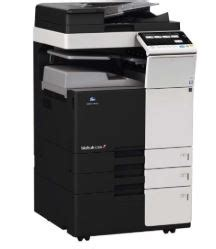 Find everything from driver to manuals of all of our bizhub or accurio products. Konica Minolta Bizhub C203 Driver Download : Printer Driver