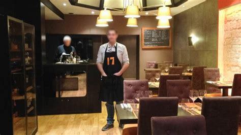 restaurant cote cuisine reims restaurant le 17 à reims 51100 menu avis prix et